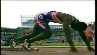 Download Michael Johnson 400m/200m Goteborg 1995