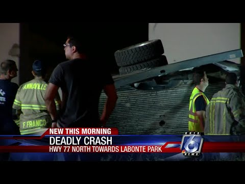 One dead, another injured in late night crash