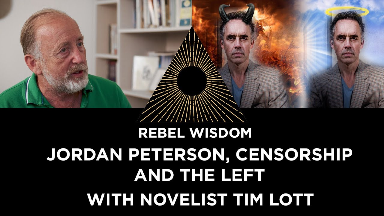 'Jordan Peterson, censorship and the left', with novelist Tim Lott