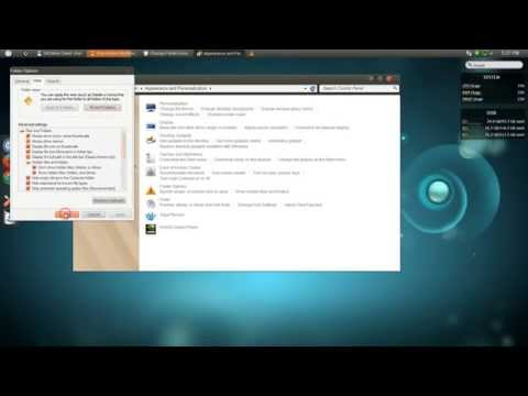 How to change folder icon of all folders in Windows 7
