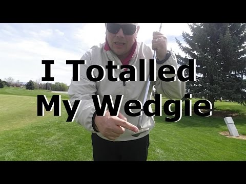 I Totalled My Wedgie