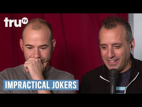 Impractical Jokers - Can You Hold Sal's Hand? | truTV