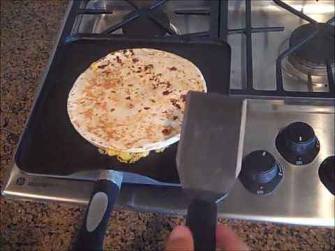How to make a Delicious Quesadilla