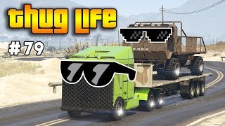 GTA 5 ONLINE : THUG LIFE AND FUNNY MOMENTS (WINS, STUNTS AND FAILS #79)
