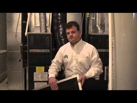 Electrostatic Furnace Filter Cleaning & Maintenance | Acclaimed! Furnace Edmonton