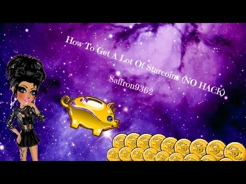 How to get a lot of starcoins on MSP (no hack)
