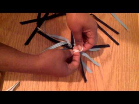 Ribbon Hair Tie Bows