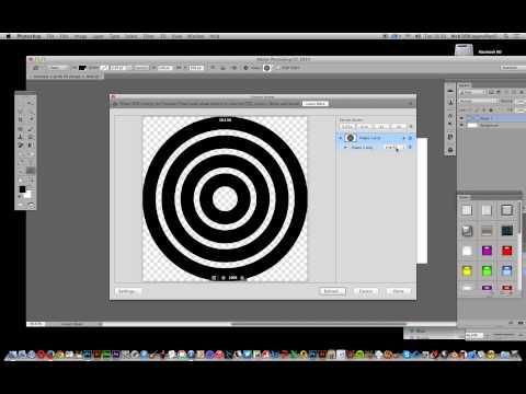 Photoshop CC 2014 : Saving SVG in Photoshop (custom shape layers)  tutorial