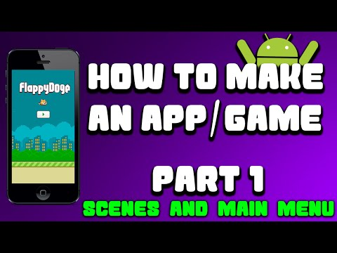 How To Make An Easy App or Game In GameSalad 2016 (Part 1)