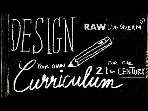 🔴 Curriculum for Self Taught Designers— What You Need To Learn