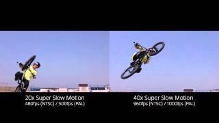Sony RX100 IV & RX10 II Super Slow Mo Video BMX1