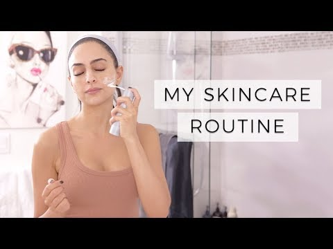 My Everyday Skin Care Routine - 2018 - Day and Night | Dr Mona Vand