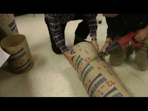 Telescope Project: Building the Tube