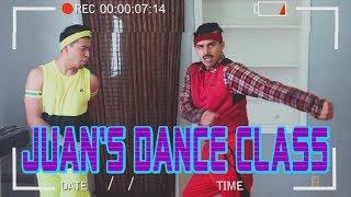 Juan's Dance Class | David Lopez