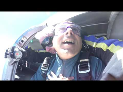 Shivdev Sky Diving Monterey Bay 20170604