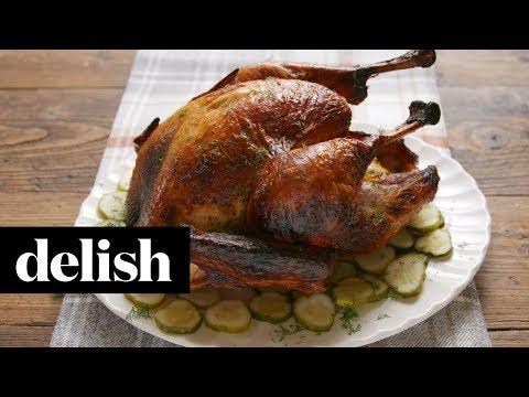 Pickle Brined Turkey | Delish