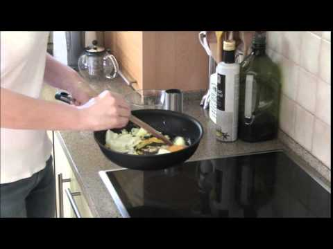 How To Make Scrambled Eggs On The Stove - Good Start Of The Day!