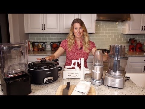 Plant Based Cooking Appliances: The Whole Food Plant Based Cooking Show