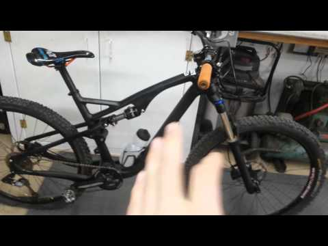 Velobuild 27.5 Chinese Carbon mountain bike