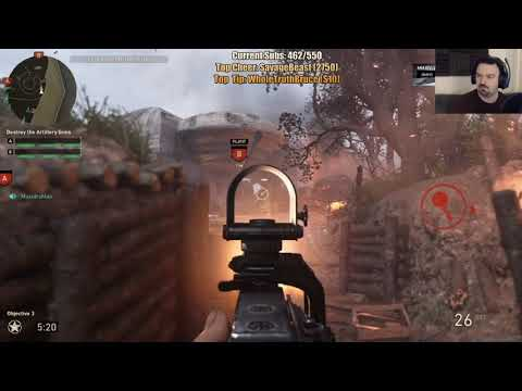 COD WW II MY BEST SESSION EVER! pt30