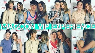 Meeting magcon magcon vip experience london 2016 shan m4hsunfo