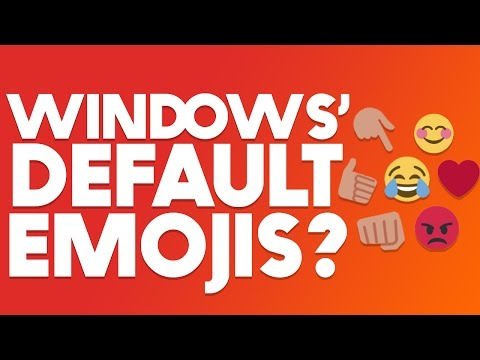 How To Get Emojis In Windows 10 Without Installing Anything!