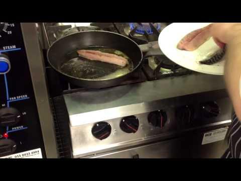 JNB Pan fried mackerel