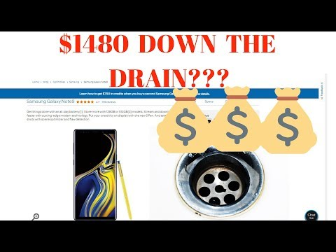The REAL, True cost of financing a phone, IS IT WORTH IT???