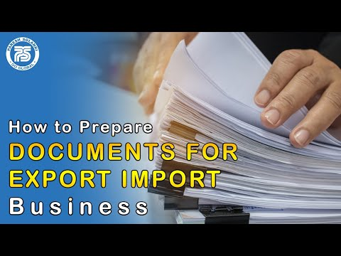 How to Prepare Documents in Export Import Busines