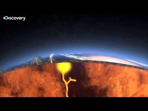 Mars' Largest Volcano - Olympus Mons