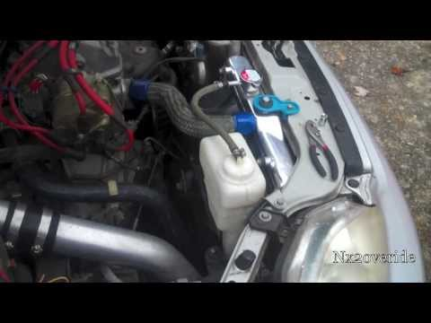 How to replace the radiator in honda civic