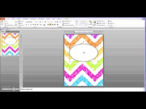 Back to School: how to make a custom binder cover