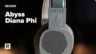 Abyss Diana Phi Headphones Review - Flawed compact flagship planar