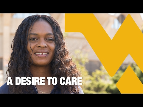 Meet Marseille - WVU Nurse and Track & Field Athlete