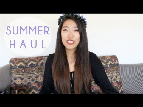 Summer Haul | Topshop, Urban Outfitters, Brandy Melville