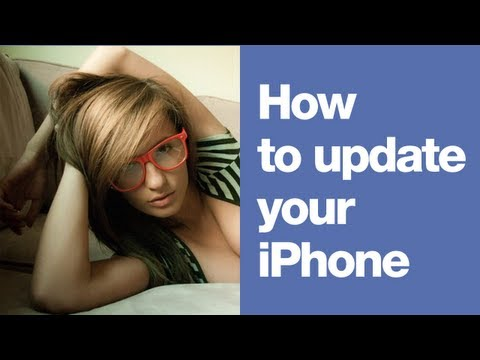 How to Update iPhone to iOS 6