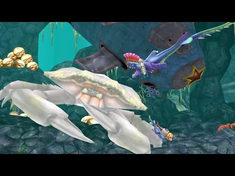 Hungry Shark Evolution: Alan Destroyer of Worlds Android Gameplay  #10