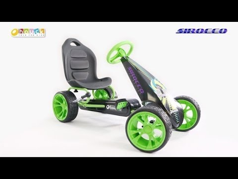 Sirocco - Hauck TOYS FOR KIDS - Set Up / Aufbauvideo