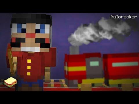 Minecraft | How to make a Nutcracker **NOT CLICKBAIT**