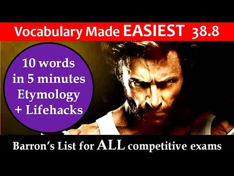 vocabulary made easiest 38.8 learn etymology by puneet biseria in hindi