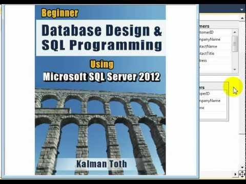 Database Design 101 - SQL Server 2012 - Kalman Toth