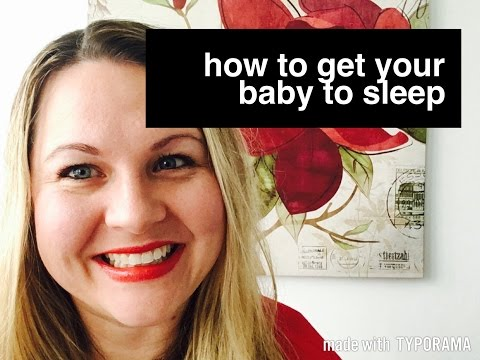 How to get your baby to sleep through the night (& day) - the 2 hr rule | Andrea Karpala