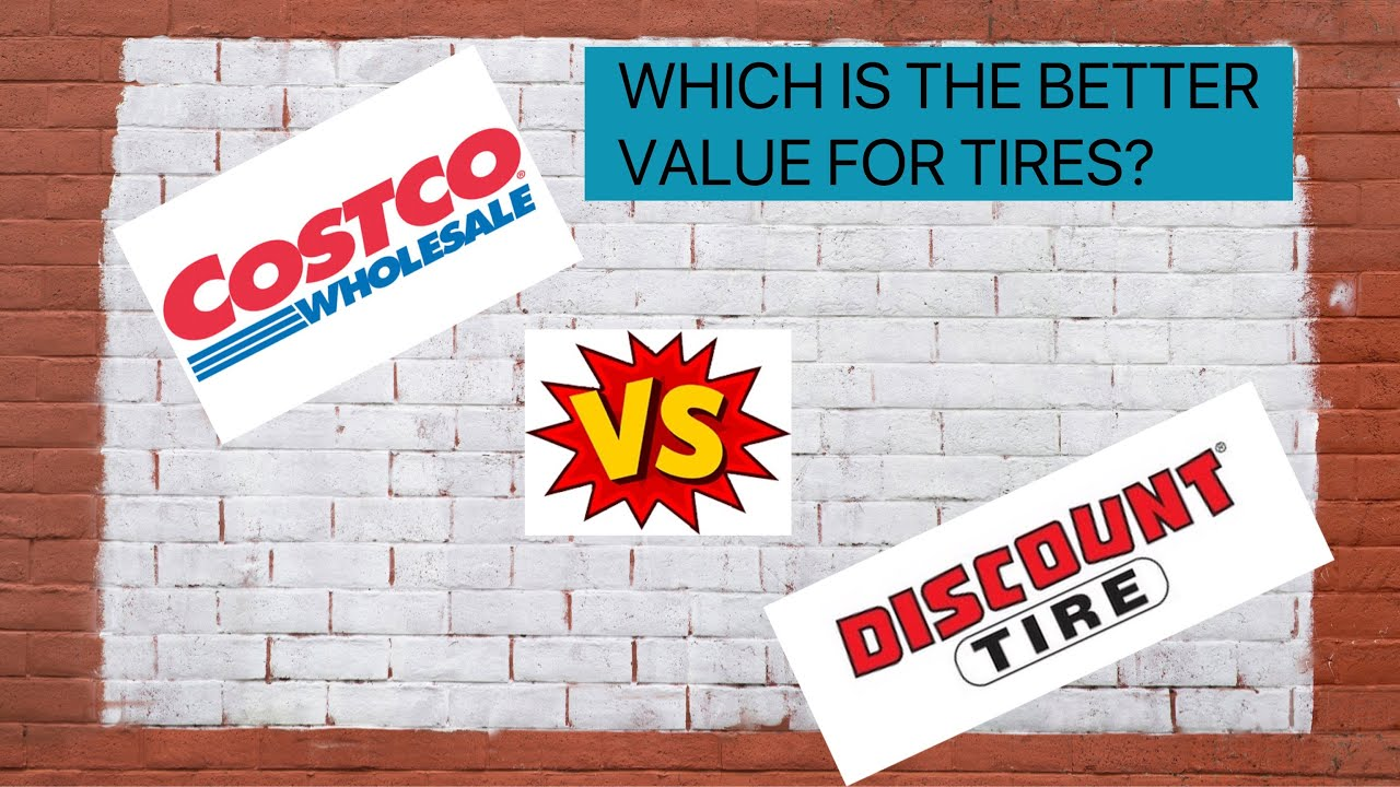 Discount Tire Vs Costco- A Battle Over Who Is Better For Tires