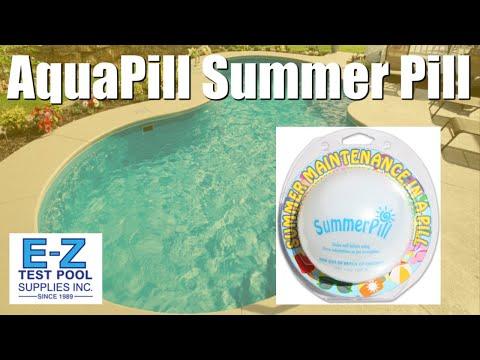 AquaPill SummerPill