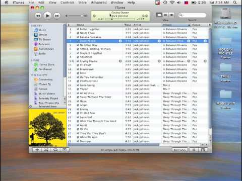 ITunes- Make Mp3 Format