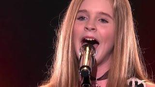 Country Girl Kadie Lynn, 12, Blows The Crowd Away | Judge Cuts 2 | America