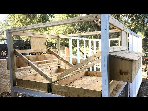 Building a Chicken Coop - Part 1