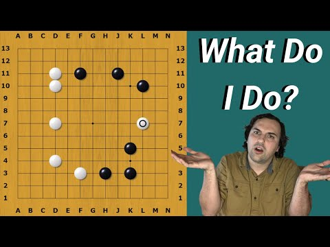 How to Play Go -- Lesson 10: Intro to Middle Game