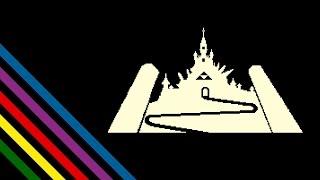 Hyrule Castle 8-BIT - The Legend of Zelda: Breath of the Wild