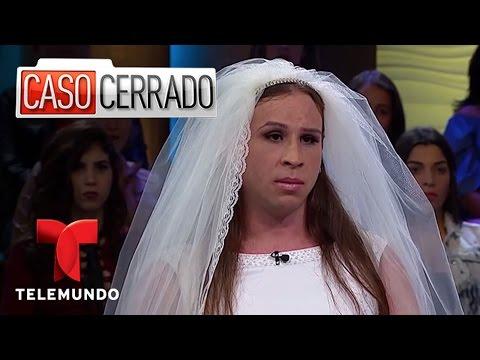 Caso Cerrado | Left His Prison Buddy At The Altar!⛓👬💒  | Telemundo English